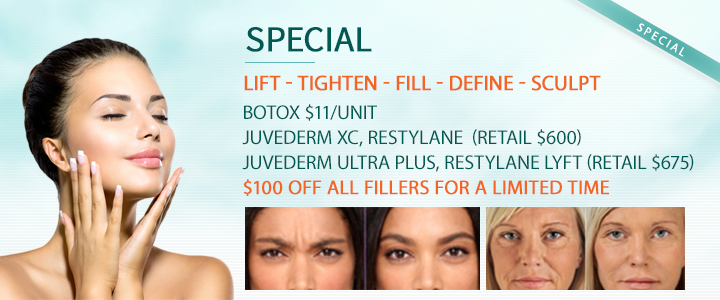 Botox Special Fairfax VA